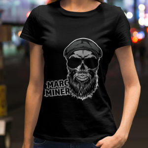 Marc Miner female T-Shirt