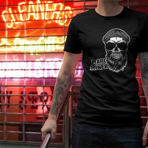 Marc Miner male T-Shirt